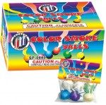 color smokeballs